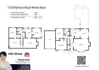 Photo 23: 1578 KERFOOT Road: White Rock House for sale (South Surrey White Rock)  : MLS®# R2465256