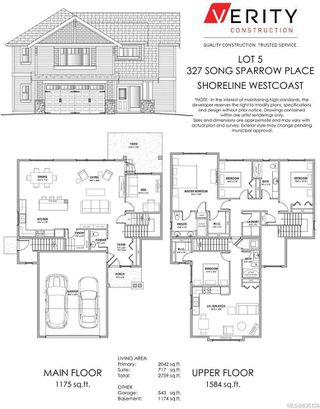 Photo 2: 327 Song Sparrow Pl in Colwood: Co Royal Bay Single Family Detached for sale : MLS®# 836124