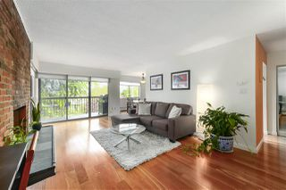 "Main Photo: 305 1235 W 15TH Avenue in Vancouver: Fairview VW Condo for sale in ""THE SHAUGHNESSY"" (Vancouver West)  : MLS®# R2480295"