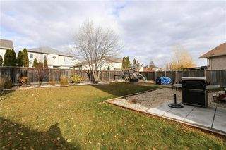 Photo 34: 27 Ivorywood Cove in Winnipeg: Linden Woods Residential for sale (1M)  : MLS®# 202026196