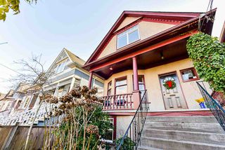 Photo 3: 1932 E PENDER Street in Vancouver: Hastings House for sale (Vancouver East)  : MLS®# R2521417
