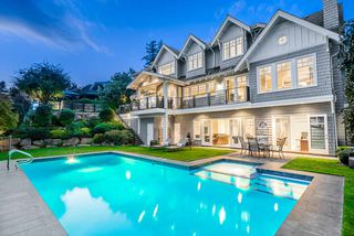 Main Photo: 4638 DECOURCY Court in West Vancouver: Caulfeild House for sale : MLS®# R2528616