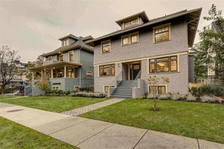 "Main Photo: 2858 YUKON Street in Vancouver: Mount Pleasant VW Townhouse for sale in ""Campbell Residences"" (Vancouver West)  : MLS®# R2530242"