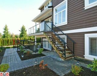 """Photo 10: 16261 31ST Avenue in Surrey: Grandview Surrey House for sale in """"MORGAN ACRES"""" (South Surrey White Rock)  : MLS®# F1001581"""