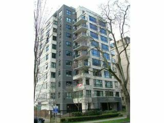 Photo 1: 402 1838 NELSON Street in Vancouver: West End VW Condo for sale (Vancouver West)  : MLS®# V813842