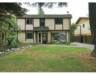 Photo 1: 21196 122ND AV in Maple Ridge: Northwest Maple Ridge House 1/2 Duplex for sale : MLS®# V604220