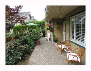 """Photo 2: 3 235 E KEITH Road in North_Vancouver: Lower Lonsdale Townhouse for sale in """"Carriage Hill"""" (North Vancouver)  : MLS®# V751149"""