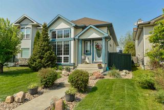 Photo 1: 1512 GRANT Court in Edmonton: Zone 58 House for sale : MLS®# E4165221