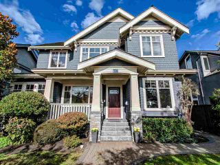 Main Photo: 4077 W 36TH Avenue in Vancouver: Dunbar House for sale (Vancouver West)  : MLS®# R2414328
