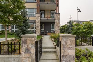 "Photo 1: 113 22562 121 Avenue in Maple Ridge: East Central Condo for sale in ""Edge on Edge 2"" : MLS®# R2497478"