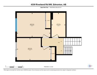 Photo 48: 4339 RIVERBEND Road in Edmonton: Zone 14 Townhouse for sale : MLS®# E4218073