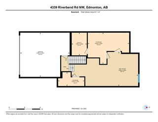 Photo 50: 4339 RIVERBEND Road in Edmonton: Zone 14 Townhouse for sale : MLS®# E4218073