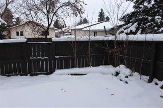 Photo 27: 1724 37 Street in Edmonton: Zone 29 Townhouse for sale : MLS®# E4221793