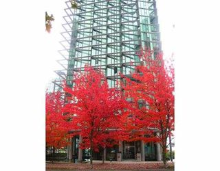 "Photo 1: 1202 1331 W GEORGIA Street in Vancouver: Coal Harbour Condo for sale in ""THE POINTE"" (Vancouver West)  : MLS®# V798703"