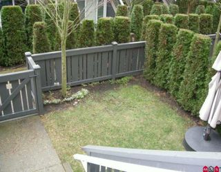 "Photo 7: 141 15236 36 Avenue in Surrey: Morgan Creek Townhouse for sale in ""Sundance"" (South Surrey White Rock)  : MLS®# F2926737"