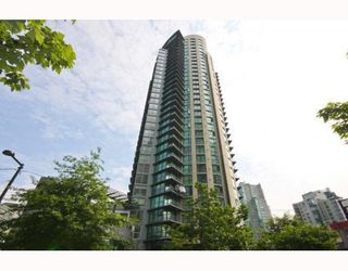 Photo 1: 1607 501 PACIFIC Street in Vancouver: Downtown VW Condo for sale (Vancouver West)  : MLS®# V811178