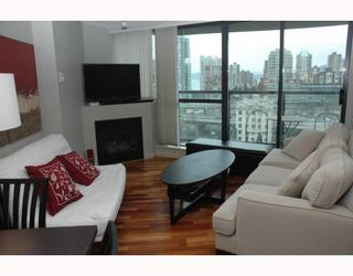 Photo 3: 1607 501 PACIFIC Street in Vancouver: Downtown VW Condo for sale (Vancouver West)  : MLS®# V811178
