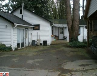 Photo 1: 23084 96TH Avenue in Langley: Fort Langley House for sale : MLS®# F1005889