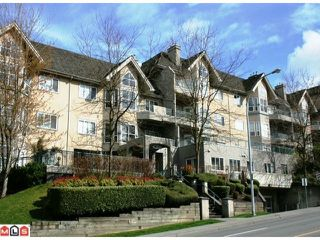 "Photo 1: 309 34101 OLD YALE Road in Abbotsford: Central Abbotsford Condo for sale in ""YALE TERRACE"" : MLS®# F1008524"