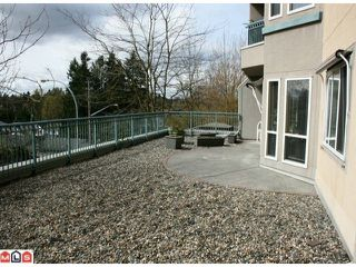 "Photo 9: 309 34101 OLD YALE Road in Abbotsford: Central Abbotsford Condo for sale in ""YALE TERRACE"" : MLS®# F1008524"