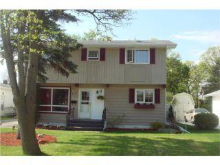 Photo 1: 114 Columbus Crescent in WINNIPEG: Westwood / Crestview Residential for sale (West Winnipeg)  : MLS®# 1009542