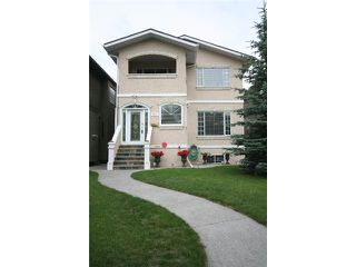 Photo 1: 2011 6 Avenue NW in CALGARY: West Hillhurst Residential Detached Single Family for sale (Calgary)  : MLS®# C3440297