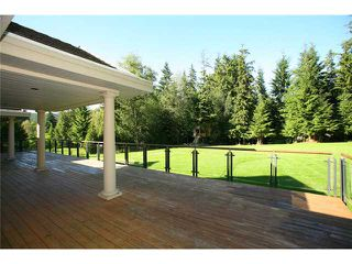 "Photo 9: 815 SPENCE Way: Anmore House for sale in ""ANMORE"" (Port Moody)  : MLS®# V852856"