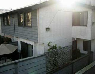 """Photo 1: 985 HOWIE Ave in Coquitlam: Central Coquitlam Townhouse for sale in """"OAKWOOD"""" : MLS®# V628921"""