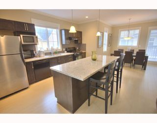 "Photo 4: 4 7171 STEVESTON Highway in Richmond: Broadmoor Townhouse for sale in ""CASSIS"" : MLS®# V754791"