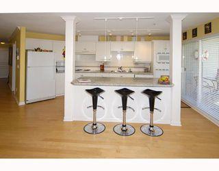 """Photo 5: 116 12633 NO 2 Road in Richmond: Steveston South Condo for sale in """"NAUTICA NORTH"""" : MLS®# V766876"""