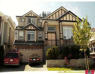 Photo 1: 14662 62ND Avenue in Surrey: Sullivan Station House for sale : MLS®# F2910826
