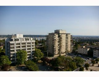 "Photo 2: 1004 615 BELMONT Street in New_Westminster: Uptown NW Condo for sale in ""BELMONT TOWER"" (New Westminster)  : MLS®# V776757"