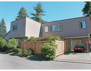 Photo 1: 3 3397 HASTINGS Street in Port_Coquitlam: Woodland Acres PQ Townhouse for sale (Port Coquitlam)  : MLS®# V778540