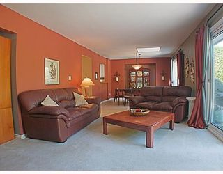 Photo 4: 3 3397 HASTINGS Street in Port_Coquitlam: Woodland Acres PQ Townhouse for sale (Port Coquitlam)  : MLS®# V778540
