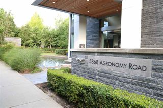 Main Photo: 807 5868 AGRONOMY Road in Vancouver: University VW Condo for sale (Vancouver West)  : MLS®# R2395886