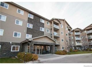 Photo 1: 316 240 Fairhaven Road in Winnipeg: Linden Woods Condominium for sale (1M)  : MLS®# 1925398