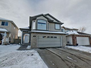 Main Photo: 707 Leger Way in Edmonton: Zone 14 House for sale : MLS®# E4183356