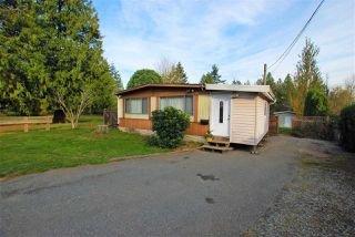 Main Photo: 2186 OAKRIDGE Crescent in Abbotsford: Poplar Manufactured Home for sale : MLS®# R2428250