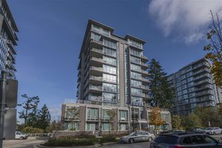 "Photo 1: 608 9080 UNIVERSITY Crescent in Burnaby: Simon Fraser Univer. Condo for sale in ""Altitude"" (Burnaby North)  : MLS®# R2429247"
