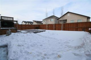 Photo 30: 364 Edmund Gale Drive in Winnipeg: Canterbury Park Residential for sale (3M)  : MLS®# 202004522