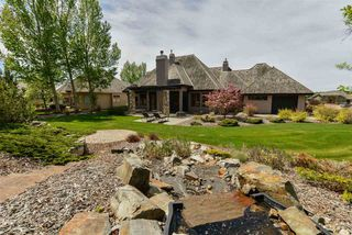 Photo 39: 107 Riverpointe Crescent: Rural Sturgeon County House for sale : MLS®# E4197976
