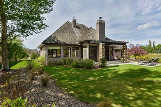 Photo 38: 107 Riverpointe Crescent: Rural Sturgeon County House for sale : MLS®# E4197976