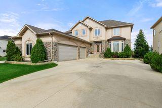 Photo 1: 180 Lindenshore Drive in Winnipeg: Linden Woods Single Family Detached for sale (1M)