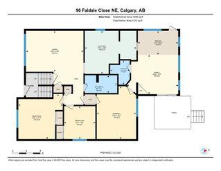 Photo 41: 96 Faldale Close NE in Calgary: Falconridge Detached for sale : MLS®# A1039949