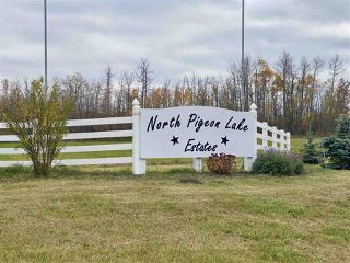 Photo 1: #9 North Pigeon Lake Estates: Rural Wetaskiwin County Rural Land/Vacant Lot for sale : MLS®# E4217648