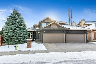 Main Photo: 12975 Candle Crescent SW in Calgary: Canyon Meadows Detached for sale : MLS®# A1051672