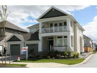 "Photo 1: 19550 SUTTON Avenue in Pitt Meadows: South Meadows House for sale in ""FOX RIDGE"""