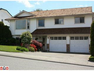 Photo 1: 34914 CASSIAR Avenue in Abbotsford: Abbotsford East House for sale : MLS®# F1013224