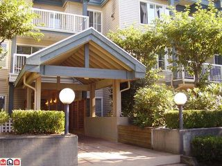"Photo 1: 201 10668 138TH Street in Surrey: Whalley Condo for sale in ""CRESTVIEW GARDENS"" (North Surrey)  : MLS®# F1025359"
