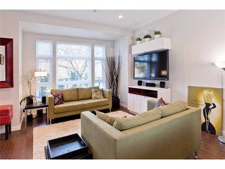 """Photo 4: 458 E 11TH Avenue in Vancouver: Mount Pleasant VE Townhouse for sale in """"THE BLOCK"""" (Vancouver East)  : MLS®# V858188"""